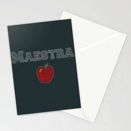 Maestra Stationery Cards