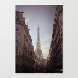 No hide Canvas Print