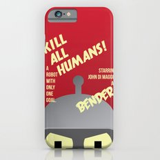 Kill All Humans iPhone 6s Slim Case