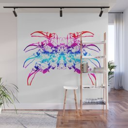 Smoke Spider Crab 2 Wall Mural