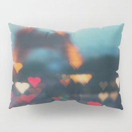 Paris love ...  Pillow Sham