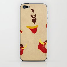 Zangief iPhone & iPod Skin