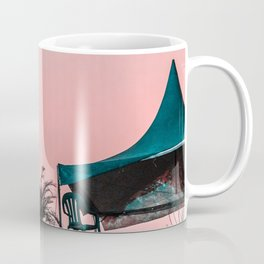 Here we are, now entertain us. Coffee Mug
