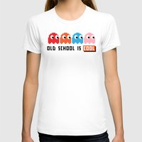 pacman T-shirts featuring Pacman by PixelPower