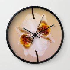 Tenderness Wall Clock
