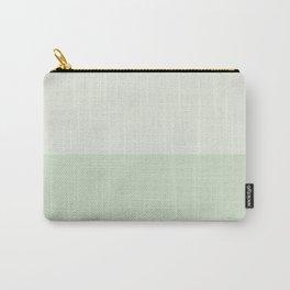 Half Tea Green/Tea Green Carry-All Pouch