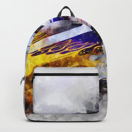 Dave Beebe, Pure Hell Backpack
