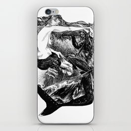 The Siren iPhone Skin