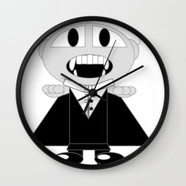VonDrácul Wall Clock