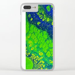 Lucky River Clear iPhone Case
