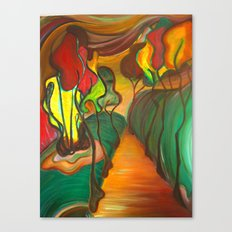 Indian Park Canvas Print