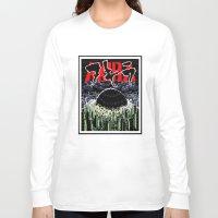akira Long Sleeve T-shirts featuring akira by tama-durden