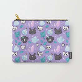 Herb Witch Carry-All Pouch