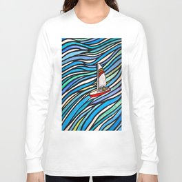 Wind Over Water Long Sleeve T-shirt
