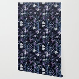 EXOTIC GARDEN - NIGHT XII Wallpaper