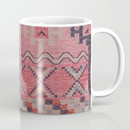 V21 New Traditional Moroccan Design Carpet Mock up. Coffee Mug