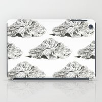 shells iPad Cases featuring SHELLS by sincerelykarissa