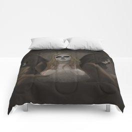 Momento Mori Comforters