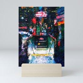 A Dreamy Toronto Night Mini Art Print