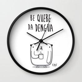 OPI DENGUA Wall Clock