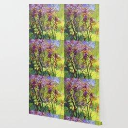 Springtime Trees Wallpaper