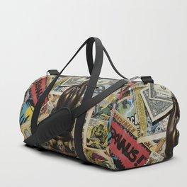 Pray for money Duffle Bag
