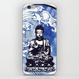 Deepwater Buddha iPhone Skin