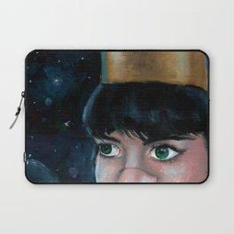 Queen of Space Laptop Sleeve