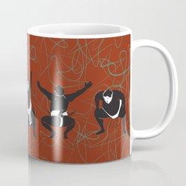 Sumo Stripe Coffee Mug