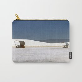 Picknick At White Sands Carry-All Pouch