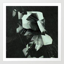 missing album artwork 05 Art Print