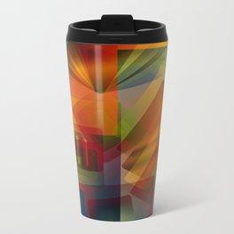 Alluvial Rays Travel Mug