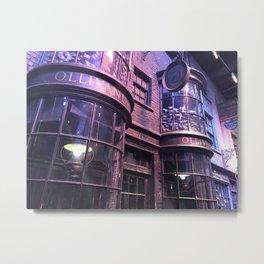 Ollivander's Metal Print