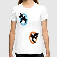 furry T-shirts featuring Furry Transportation  by Santi