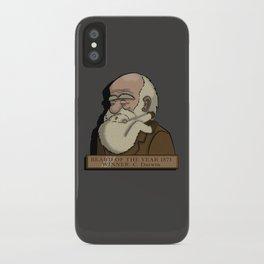 Beard Of The Year iPhone Case