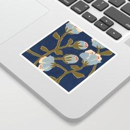 Blue Perennial Sticker