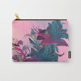 Simple, flowers beauty color Carry-All Pouch