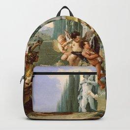 Italian Renaissance Painting Backpack