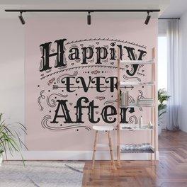 Happily Ever After - Fairy Tale Art Wall Mural