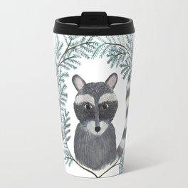 Banjo the Raccoon Travel Mug