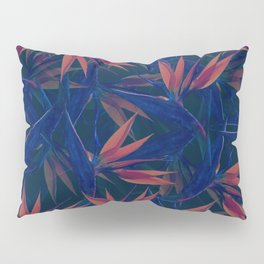 Tropical Flower Pillow Sham