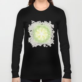 Triptychs Unveiled Flower  ID:16165-114729-45271 Long Sleeve T-shirt