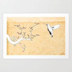 Japão Art Print