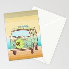 Wander Van Stationery Cards