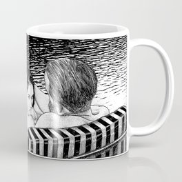 asc 793 - Le rivage de velour (Dive in a velvet slide) Coffee Mug