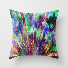 Recycle collection 2 Throw Pillow