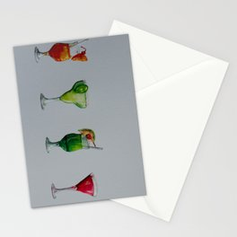 Girl's night out Stationery Cards