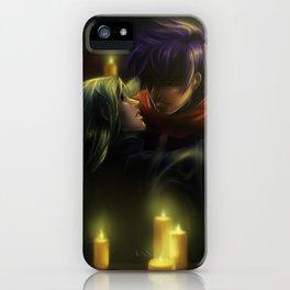 Ike and Soren iPhone Case
