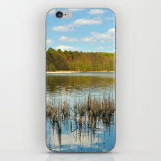 Beautiful lake 51 iPhone & iPod Skin
