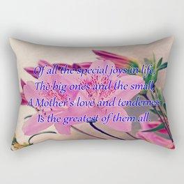 Mothers Day - Special Joy Rectangular Pillow